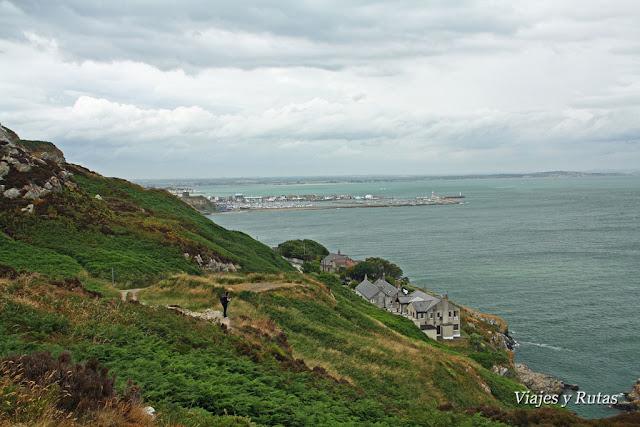 Península de Howth, Irlanda