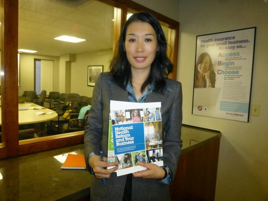 Jean Yang Executive Director Of MA Health Connector,Jean Yang