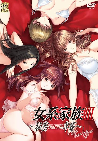 Jokei Kazoku III: Himitsu - The Anime