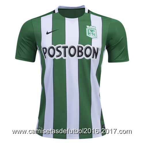 Camisetas de futbol baratas 2016  Camiseta Atletico Nacional 2016 2017 d973b28f05729