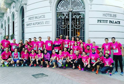 hotel petit palace running edp rocknroll media maraton madrid 2016 pitufollow
