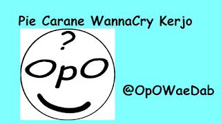 Bagaimana WannaCry Bekerja?