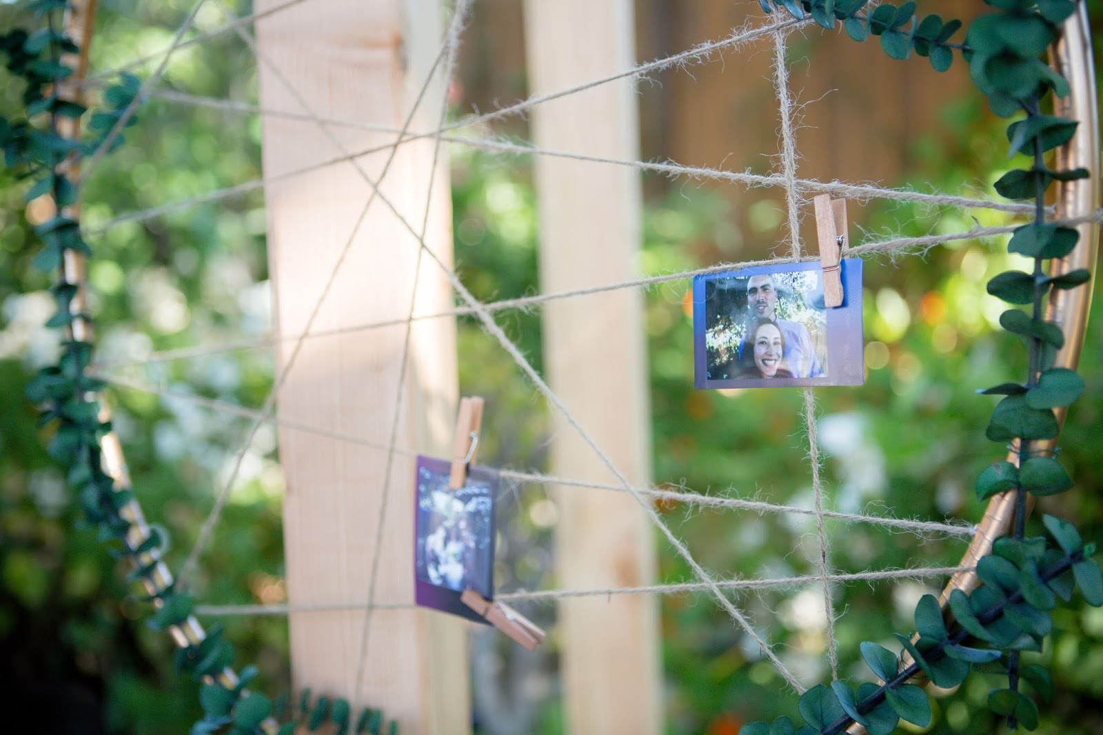 eucalyptus dreamcatcher Photo Booth