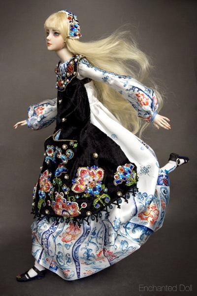 The Glass Character: Embalmed beauty: the dolls of Marina Bychkova
