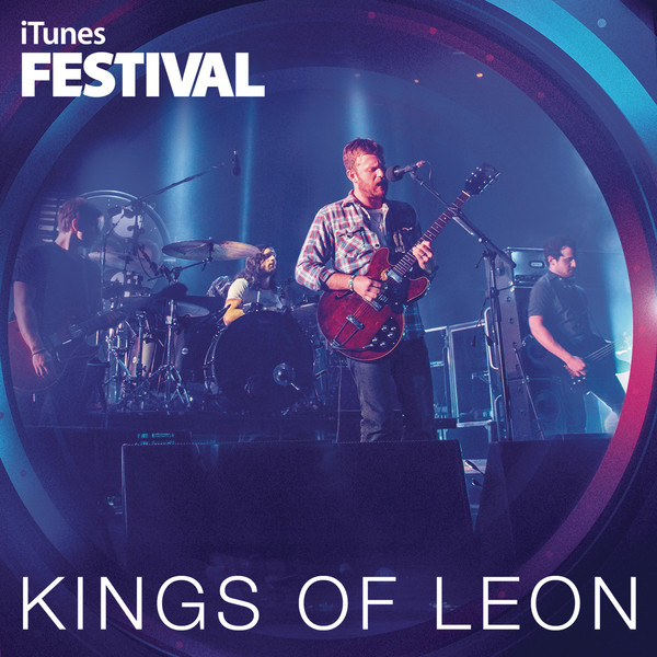 Kings of Leon - iTunes Festival: London 2013 - Single Cover
