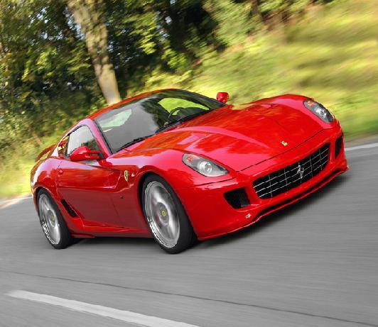 Ferrari 599 Gtb Fiorano: 2012 Ferrari Car And Upcoming Ferrari Car: Ferrari 599 GTB