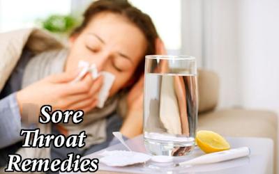 17 Obat Sakit Tenggorokan Alami Aman Untuk Ibu Hamil, Ibu Menyusui Dan Anak Cepat Sembuh