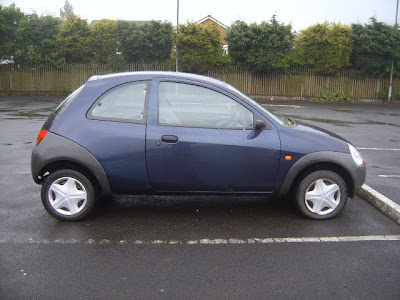Ford KA Car-1999 1.3 UK