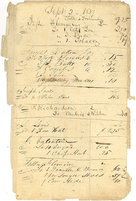Find Ohio Ancestors in Store Ledgers