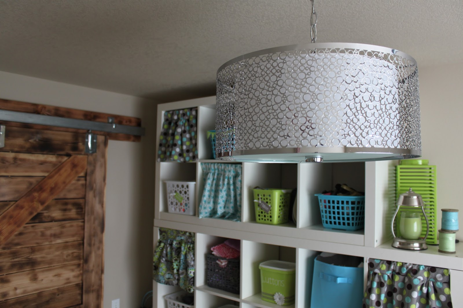 Keeping it simple craft room reveal decor ideas and for Ideas for craft rooms