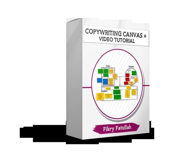[Free] Copywriting Canvas - Teknik Menulis Iklan semudah Menulis Status