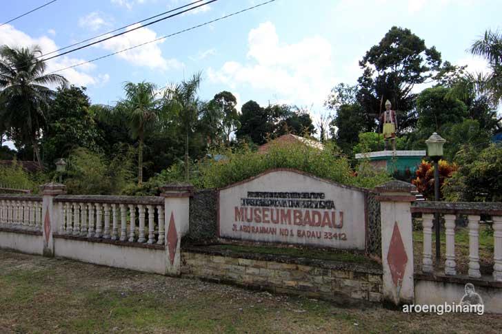 museum badau belitung
