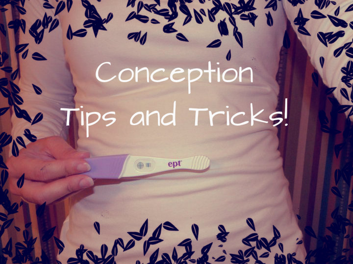 Emily's Tips for Trying to Conceive