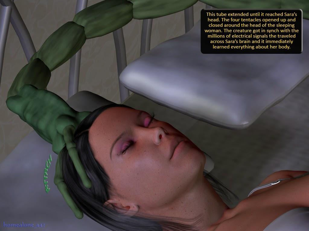 Gay porn alien possession