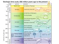 Waktu Geologi Dalam Sejarah Bumi