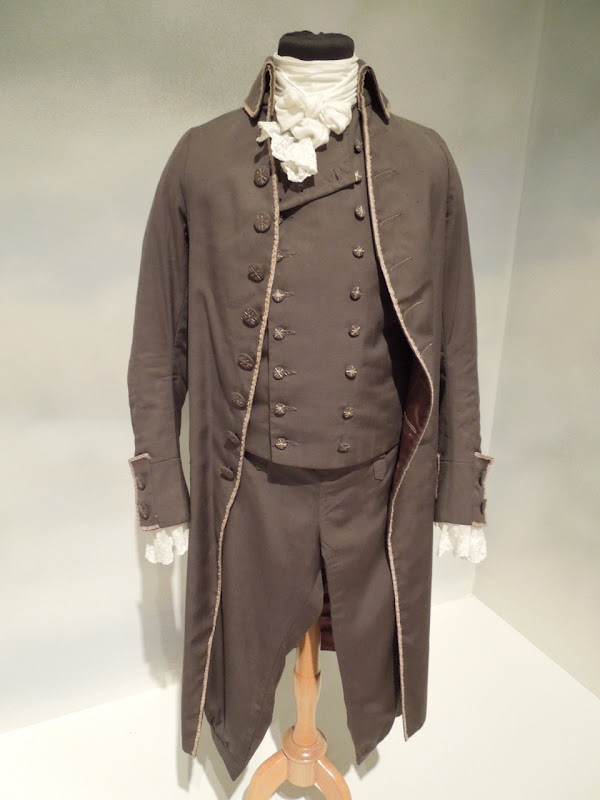 Original Ryan ONeal Barry Lyndon movie costume