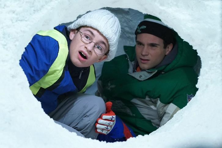 The Goldbergs - Episode 4.12 - Snow Day - Promotional Photos & Press Release