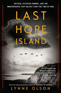 Last Hope Island by Lynne Olson