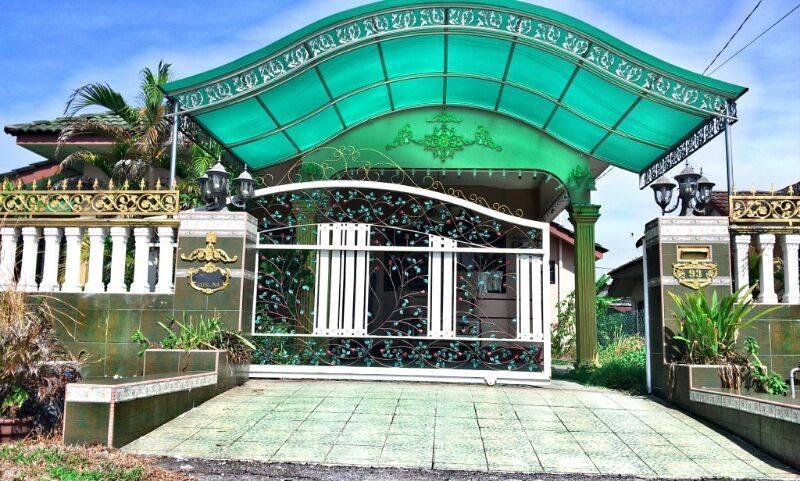 Rumah Banglo Tasek Untuk Dijual Mewah Ini Terletak Di Persiaran Tawas Permai 19 Kampung Tersusun Tambahan Mempunyai 1 5 Tingkat 4