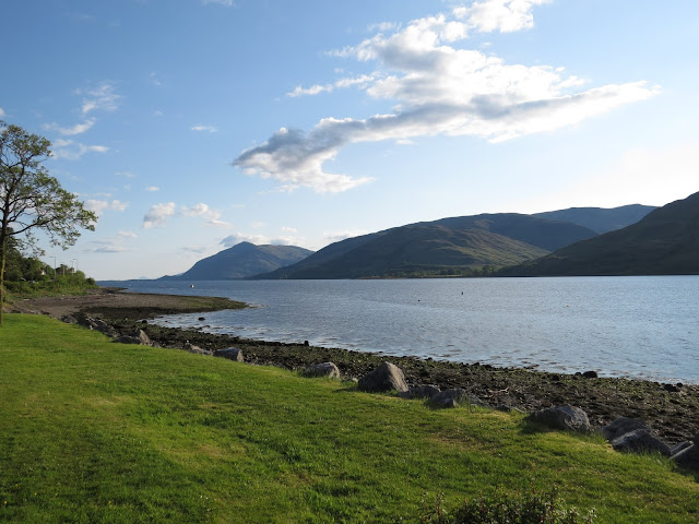 Loch Linnhe - Fort William