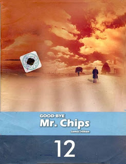 Mr. Chips English Book-4 (textbook) for 12th class in pdf format