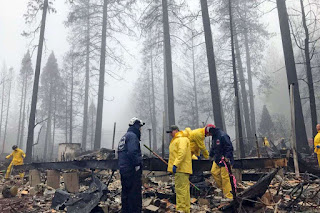 88 killed, 196 missing three weeks after Camp Fire began: Sheriff