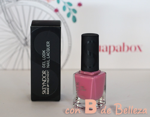 Gel look Skeyndor nail polish