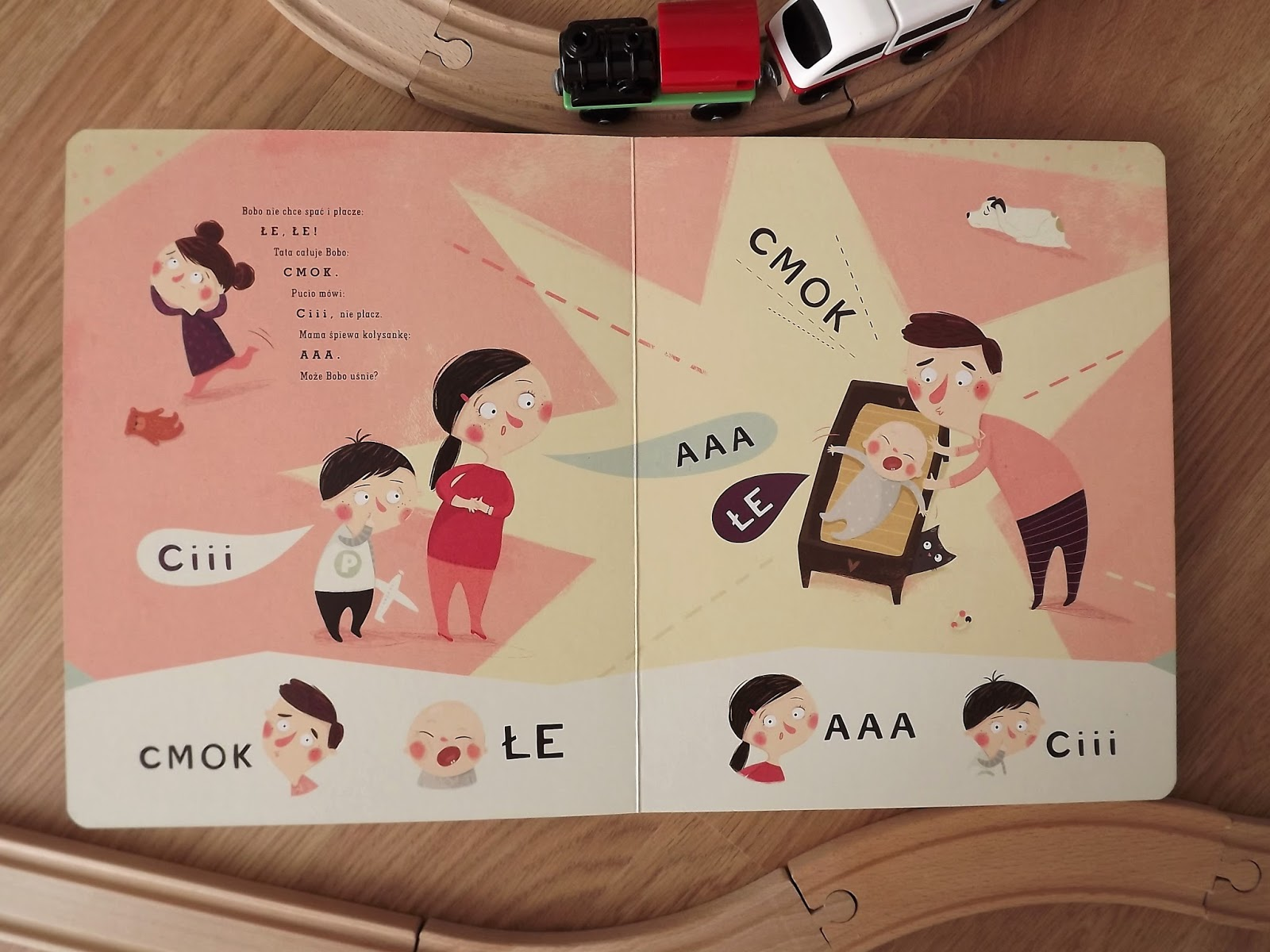 najlepsze książki dla dzieci, książki dla niemowląt, książki do nauki mowy