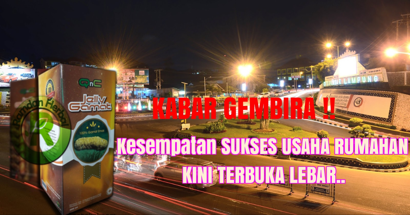 Agen Qnc Jelly Gamat Di Bandar Lampung