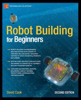 Robot Building for Beginners by David Cook PDF Book Download