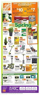 Home Depot Flyer April 19 - 25, 2018