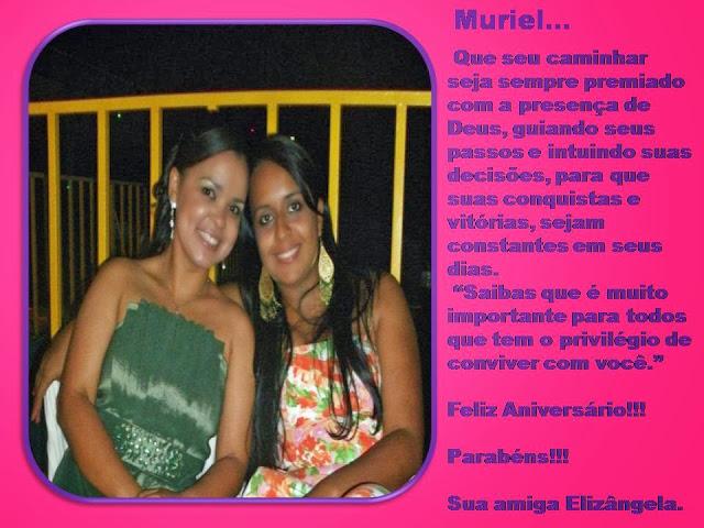 cd2fc0c640b ... parabenizar através do seu Blog a minha amiga Murie