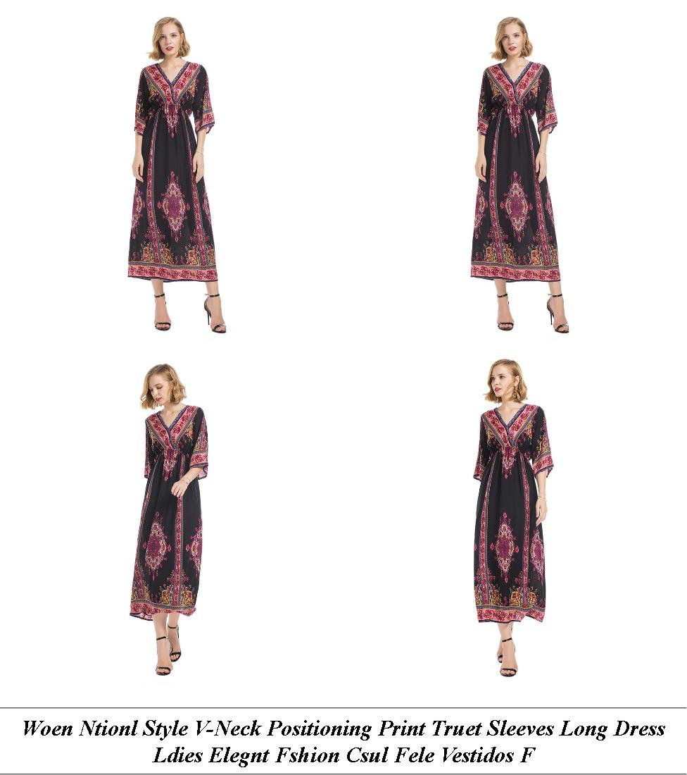 Flower Girl Dresses - Summer Maxi Dresses On Sale - Denim Dress - Cheap Clothes Online Uk