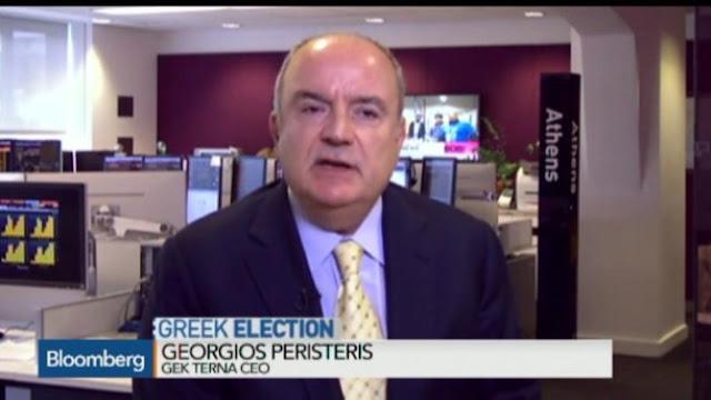 Ο Γιώργος Περιστέρης (ΓΕΚ ΤΕΡΝΑ) παίρνει το ΟΚ για τη διαχείριση των απορριμμάτων της περιφέρειας Πελοποννήσου