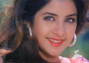 divya bharti hot photos video