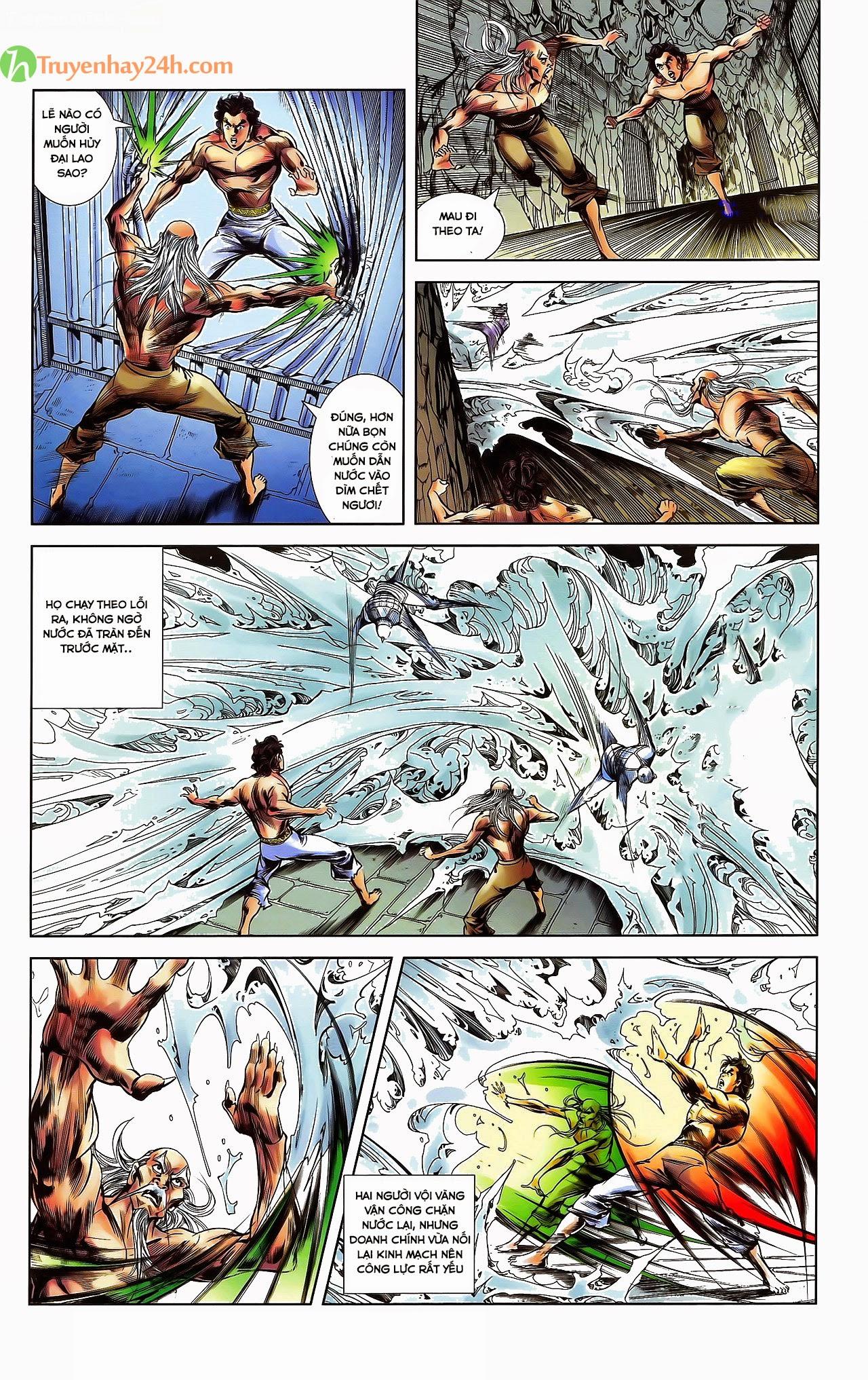 Tần Vương Doanh Chính chapter 31 trang 27