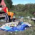 Secretaria do Meio Ambiente recolhe uma tonelada de lixo