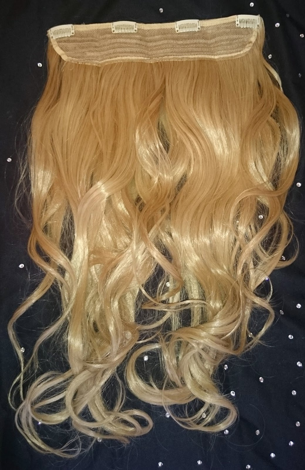 Dolled Up Hair Extensions Queen Bee Becca