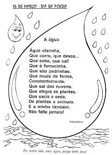 Dia Da Poesia Atividades Poemas Textos Leitura Exercicios E