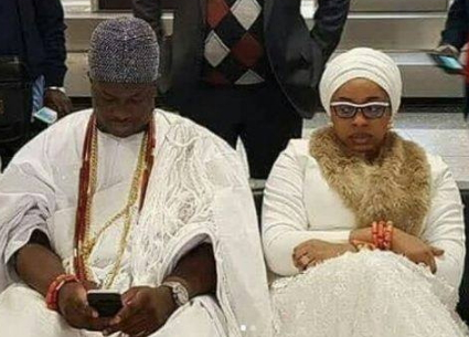 olori wuraola victimised not yoruba