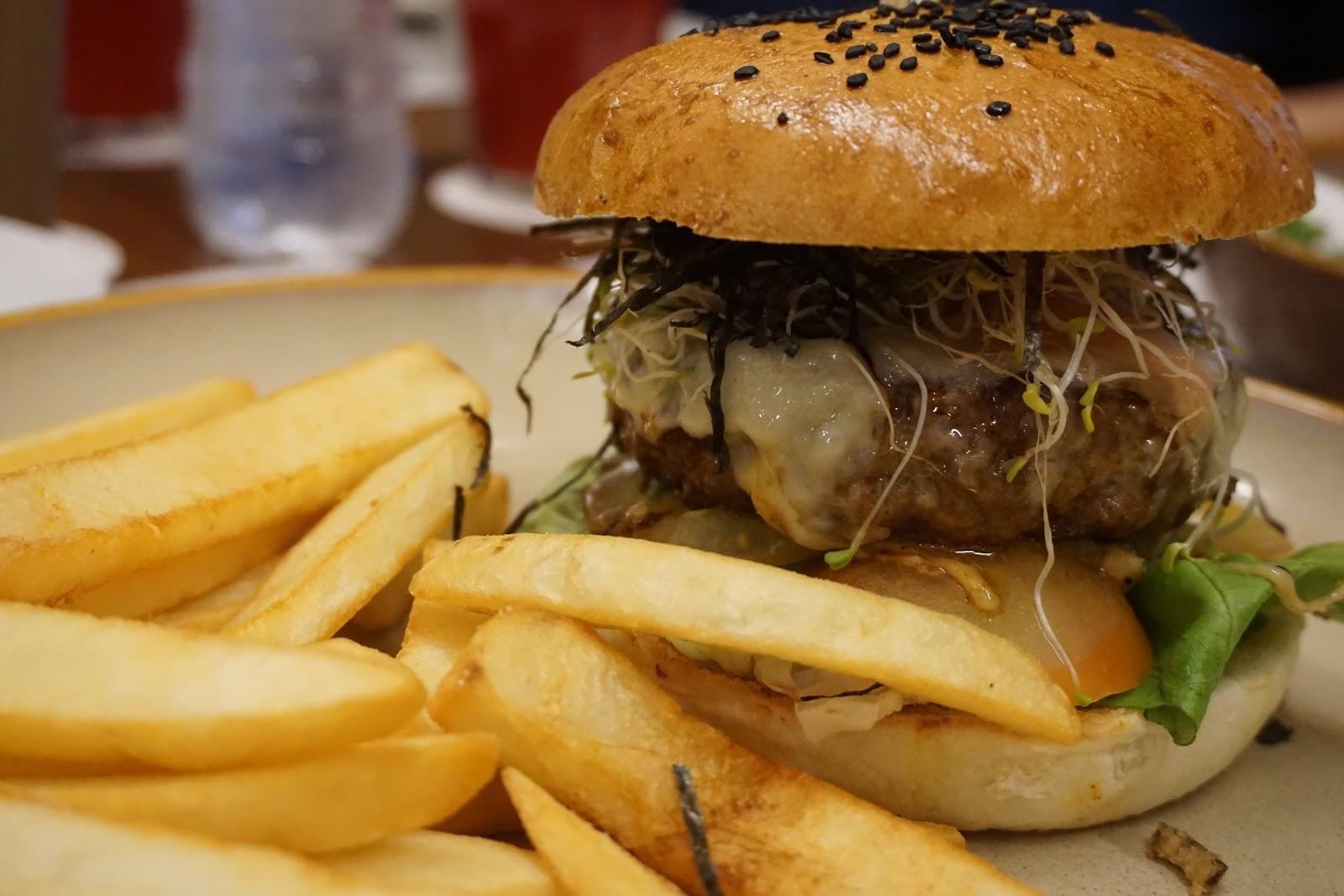 BOTANICA + CO ALILA BANGSAR, restoran, TEMPAT MAKAN SEDAP, tempat makan sedap di kl,