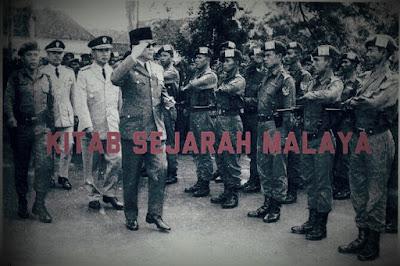 KONFRONTASI MALAYSIA-INDONESIA 1962-1966