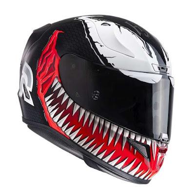 Κράνος HJC RPHA 11 Venom MC-1