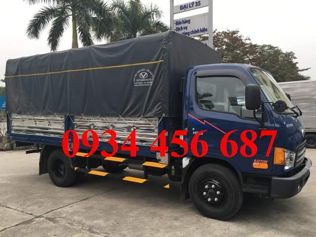Xe tải Đô Thành 8 tấn
