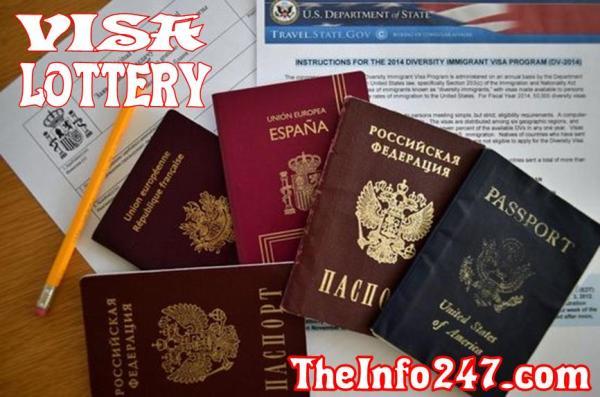Visa Lottery Application Form