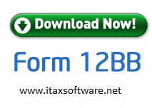Download Form 12BB in Word Forma