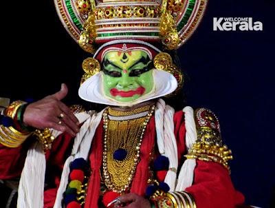 Kathakali _ Kottakkal Chandrasekhara Warrier
