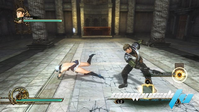 Deception IV Blood Ties Play Station 3 Región EUR