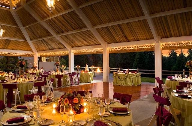 Wedding Venues Bay Area California Tenaya Lodge At Yosemite
