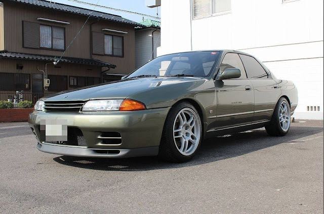 Gtr R33 For Sale Usa >> Nissan Skyline GT-R s in the USA Blog: One of 198 Autech ...